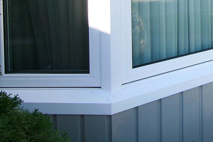 Aluminum Windows And Doors Edmonton : Edmonton window capping alpha exteriors